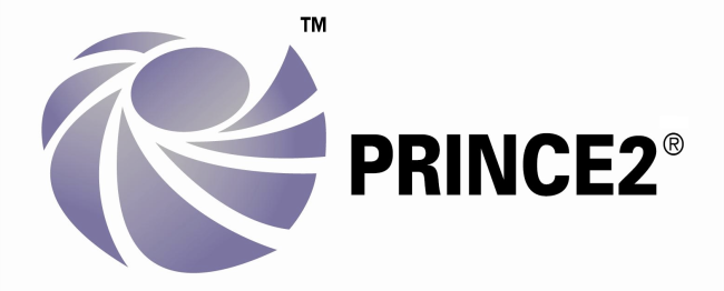 The logo of Prince2