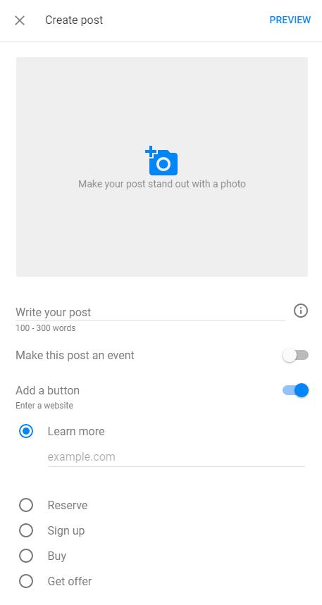 Google-My-Business-Write-New-Post